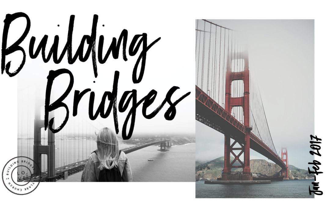 Wayne Bishop – Building Bridges – Forgiveness