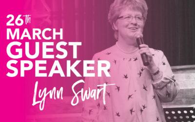 Lynn Swart – Lynn Swart at Skylark Church – 26th March 2016
