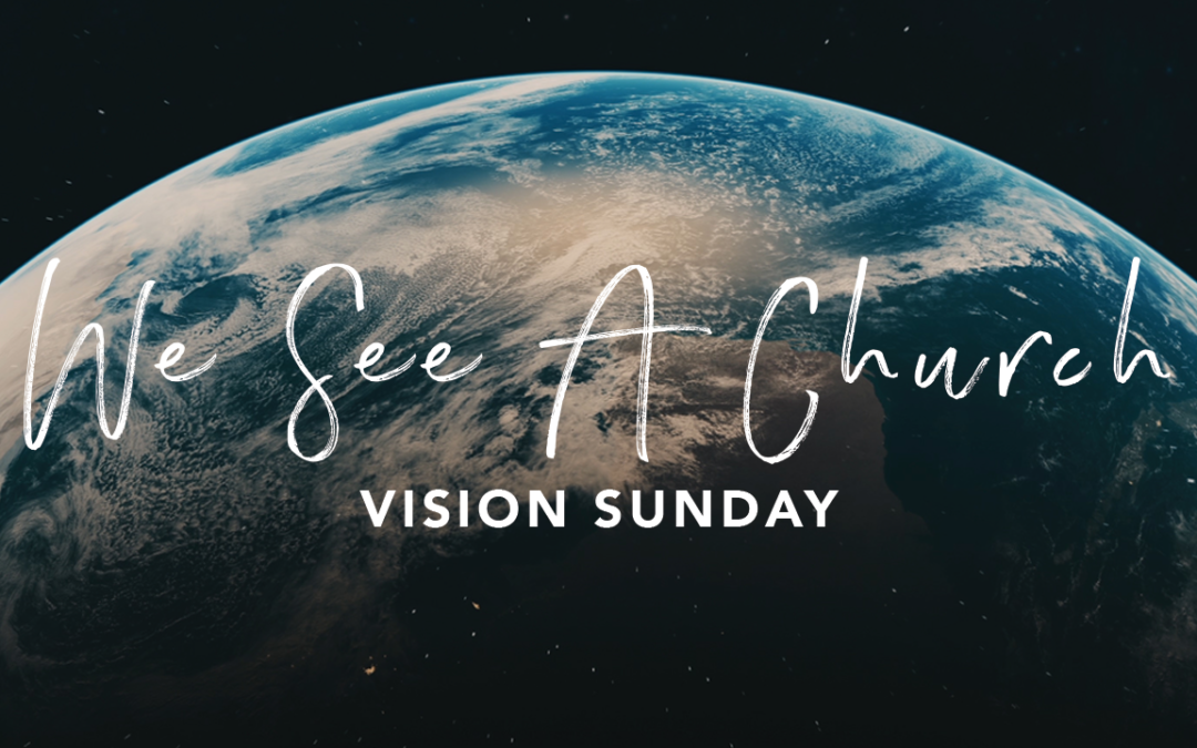 Pete Sims – Vision 2017 – Keep Growing, Keep Going!
